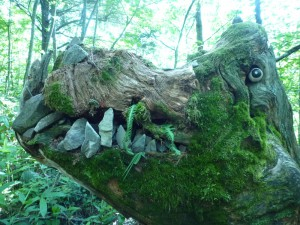 ゴジラの木
