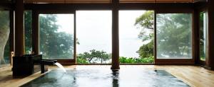 界熱海の温泉