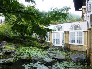 大山﨑山荘美術館2