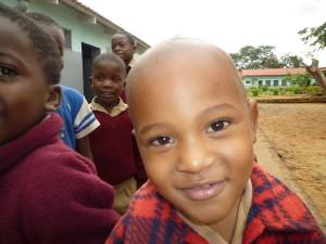 アフリカの子ら