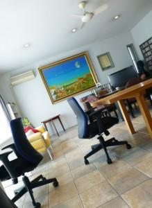 新事務所室内