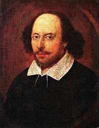 シェークスピア像